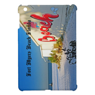 Fort Myers Beach Cover For The iPad Mini