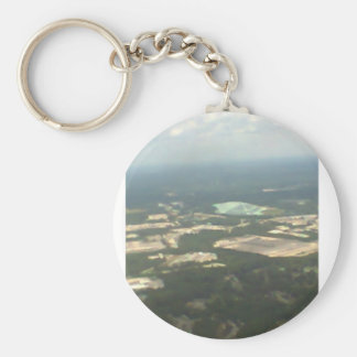 Fort Myers, Florida From Above Key Chains