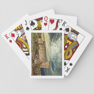 Fort On The Hill Playing Cards
