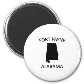 Fort Payne Alabama Magnet