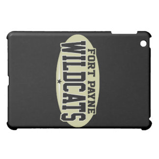 Fort Payne High School Wildcats Cover For The iPad Mini