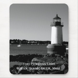 Fort Pickering Light Mousepad