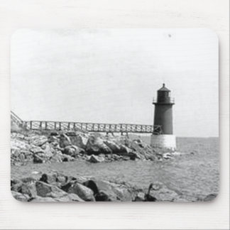 Fort Pickering Lighthouse Mouse Pad