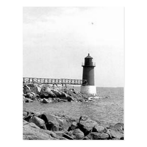 Fort Pickering Lighthouse Postcards