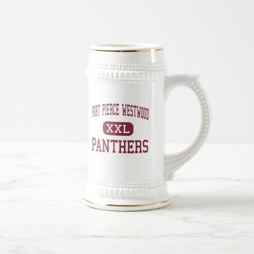 Fort Pierce Westwood - Panthers - Fort Pierce Mugs