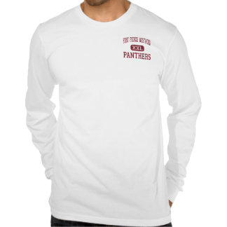 Fort Pierce Westwood - Panthers - Fort Pierce T Shirts