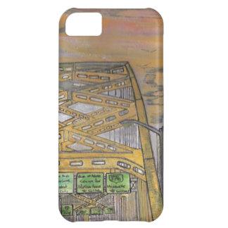 Fort Pitt JPG iPhone 5C Covers