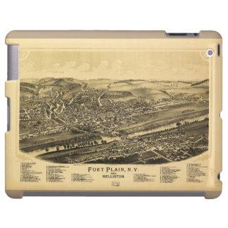 Fort Plain New York and Nelliston (1891) iPad Case