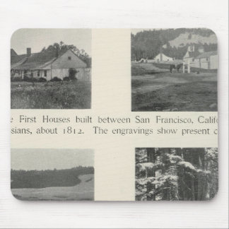 Fort Ross, California Mouse Pad