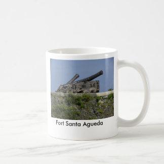 Fort Santa Agueda Coffee Mug