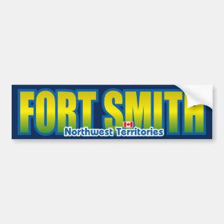 Fort Smith Bumper Bumper Sticker
