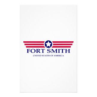 Fort Smith Pride Custom Stationery