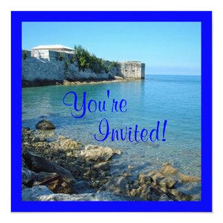 Fort St. Catherine, Bermuda Custom Announcement