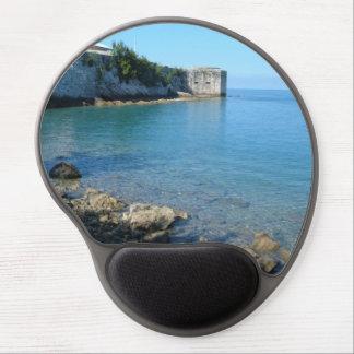 Fort St Catherine Bermuda Gel Mouse Pad