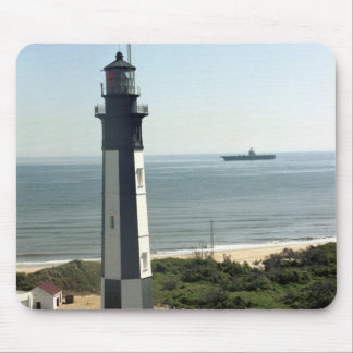 Fort Story Lighthouse Mouse Pad