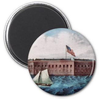 Fort Sumter Refrigerator Magnet