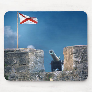 Fort Wall Mouse Pad