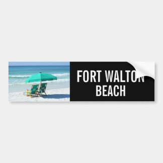 Fort Walton Beach Florida bumper sticker