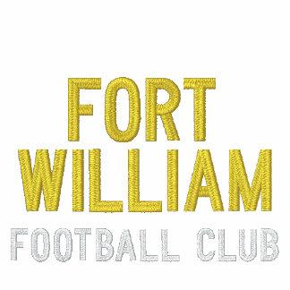FORT WILLIAM, Football Club Embroidered Jacket