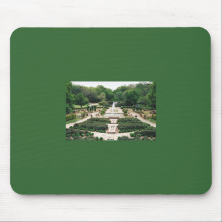 Fort Worth Botanical Garden Mouse Pad