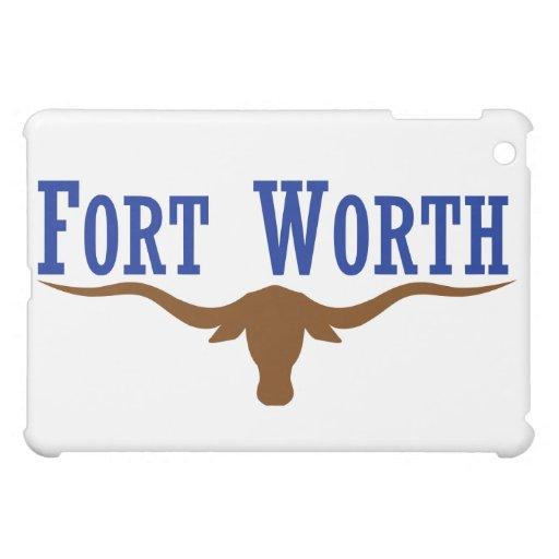 Fort Worth Flag iPad Mini Case