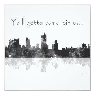 FORT WORTH, TEXAS - Invitation