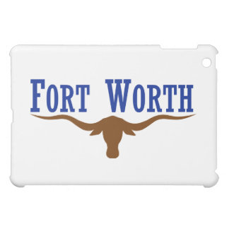 Fort Worth, Texas iPad Cover