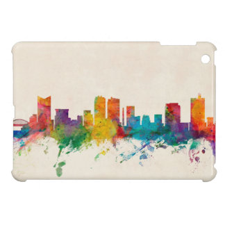 Fort Worth Texas Skyline Case For The iPad Mini