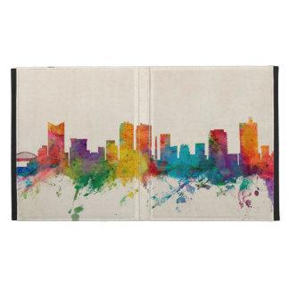 Fort Worth Texas Skyline iPad Cases