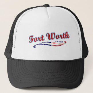 Fort Worth Texas Trucker Hat