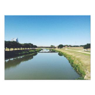 Fort Worth Trinity River Photograph