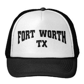 Fort Worth TX Cap
