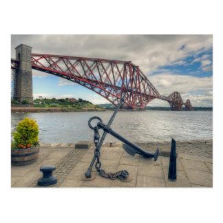Forth Bridge Postcard