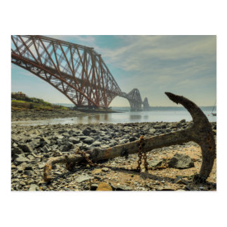 Forth Bridge Postcard