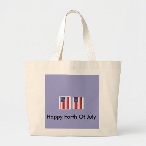 forth of july bag