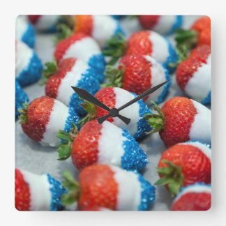 Forth of  July Clock