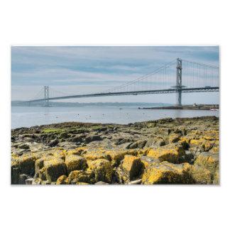 Forth Road Bridge Photo Print