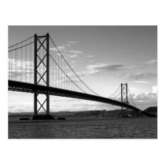 Forth Road Bridge Postcards