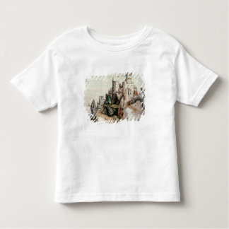 Fortified Castle Toddler T-Shirt