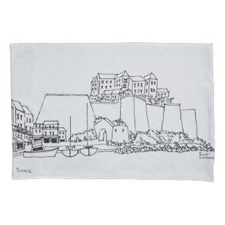 Fortified City of Calvi | Corsica, France Pillowcase