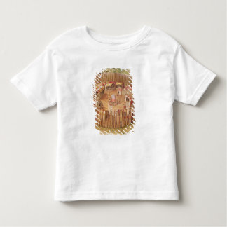 Fortified Indian Village, from 'Brevis Toddler T-Shirt