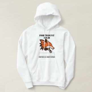 Fortmount Physical Education Hoodie