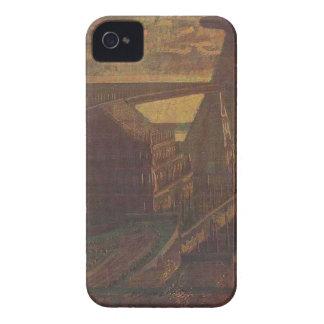 Fortress (Fortress Fairy Tale) Mikalojus Ciurlioni Case-Mate iPhone 4 Case