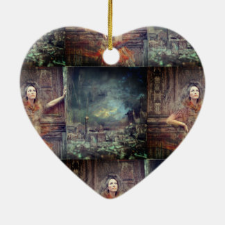 Fortress of Imagination Christmas Ornament