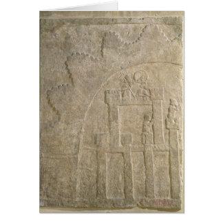 Fortress under Siege, from Nimrud, Iraq Card