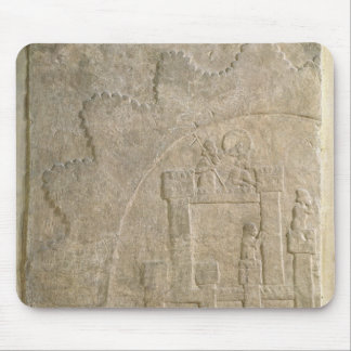 Fortress under Siege, from Nimrud, Iraq Mouse Pad