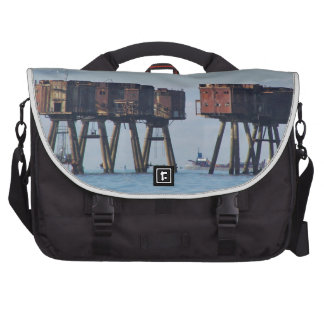 Forts In The Thames Estuary Commuter Bag