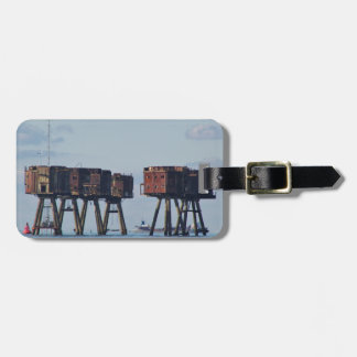 Forts In The Thames Estuary Luggage Tags