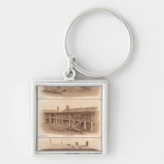 Forts Sumter & Moultrie Key Ring
