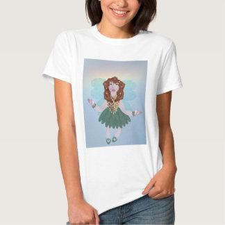 Fortuna Fairy T-shirts